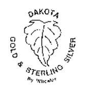 DAKOTA GOLD & STERLING SILVER BY WHEELER