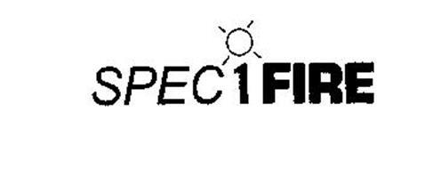 SPEC 1 FIRE