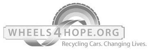 WHEELS4HOPE.ORG RECYCLING CARS. CHANGING LIVES.