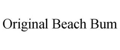 ORIGINAL BEACH BUM