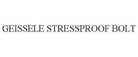 GEISSELE STRESSPROOF BOLT