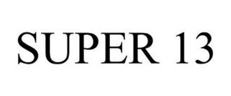 SUPER 13