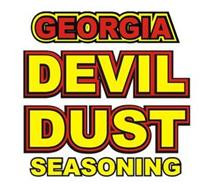 GEORGIA DEVIL DUST SEASONING