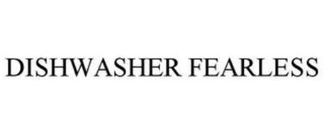 DISHWASHER FEARLESS