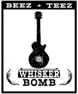 BEEZ + TEEZ WHISKER BOMB