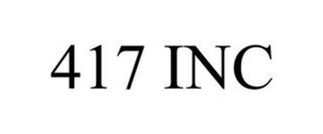 417 INC