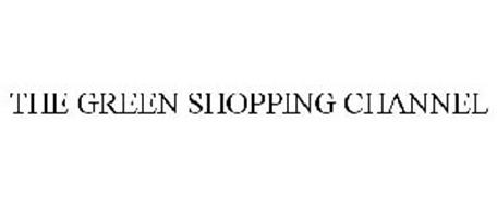 THE GREEN SHOPPING CHANNEL