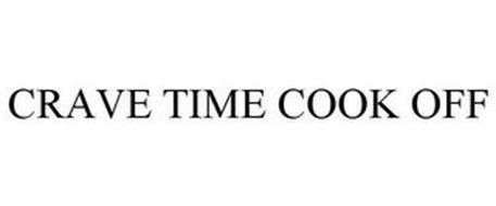CRAVE TIME COOK-OFF