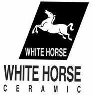 WHITE HORSE WHITE HORSE CERAMIC