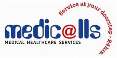 MEDICALLS SERVICE AT YOUR DOORSTEP-24 HRS. MEDICAL HEALTHCARE SERVICES