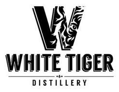 W WHITE TIGER DISTILLERY