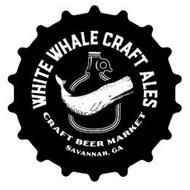 WHITE WHALE CRAFT ALES CRAFT BEER MARKET SAVANNAH, GA
