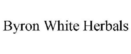 BYRON WHITE HERBALS