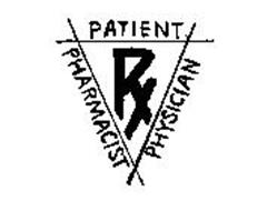 RX PATIENT PHYSICIAN PHARMACIST