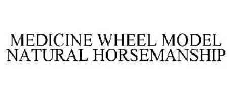 MEDICINE WHEEL MODEL NATURAL HORSEMANSHIP