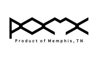 POMX PRODUCT OF MEMPHIS, TN