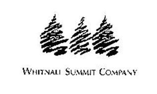 WHITNALL SUMMIT COMPANY