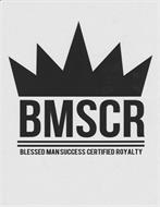 BMSCR BLESSED MAN SUCCESS CERTIFIED ROYALTY