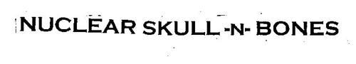NUCLEAR SKULL -N- BONES