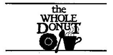 THE WHOLE DONUT