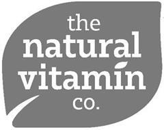 THE NATURAL VITAMIN CO.