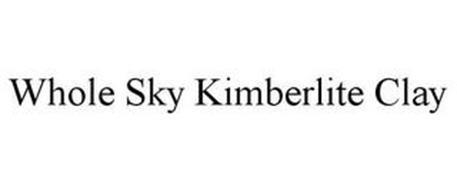 WHOLE SKY KIMBERLITE CLAY