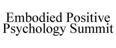 EMBODIED POSITIVE PSYCHOLOGY SUMMIT