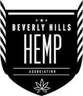 BEVERLY HILLS HEMP ASSOCIATION
