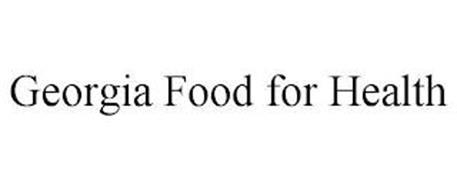 GEORGIA FOOD FOR HEALTH