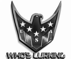 WHO'S LURKING USA