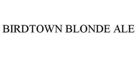 BIRDTOWN BLONDE ALE