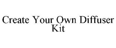 CREATE YOUR OWN DIFFUSER KIT