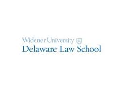 WIDENER UNIVERSITY DELAWARE SCHOOL OF LAW 1821