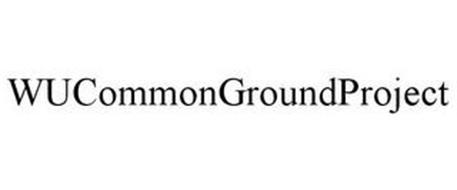 WUCOMMONGROUNDPROJECT