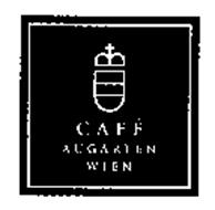 CAFE AUGARTEN WIEN