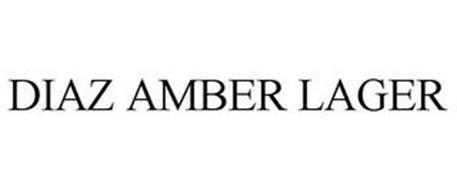DIAZ AMBER LAGER