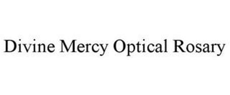 DIVINE MERCY OPTICAL ROSARY