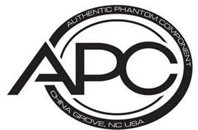 APC AUTHENTIC PHANTOM COMPONENT CHINA GROVE, NC USA