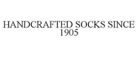 HANDCRAFTED SOCKS SINCE 1905