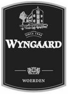 WYNGAARD SINCE 1906 WOERDEN