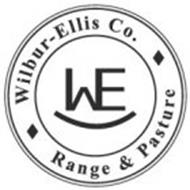 WE WILBUR-ELLIS CO. RANGE & PASTURE