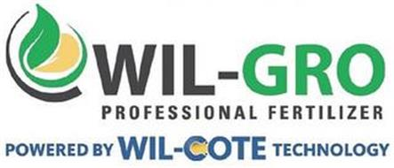 WIL-GRO PROFESSIONAL FERTILIZER POWERED BY WIL-COTE TECHNOLOGY