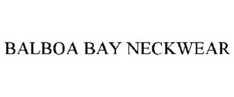 BALBOA BAY NECKWEAR