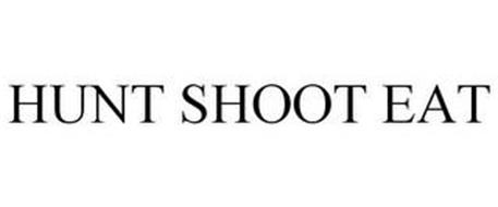 HUNT SHOOT EAT