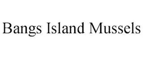 BANGS ISLAND MUSSELS