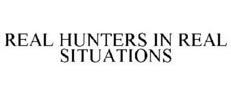 REAL HUNTERS IN REAL SITUATIONS