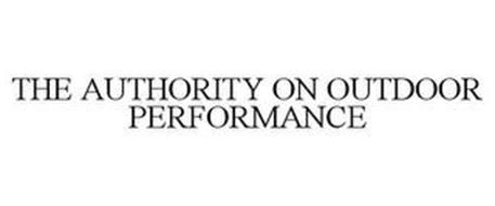 THE AUTHORITY ON OUTDOOR PERFORMANCE