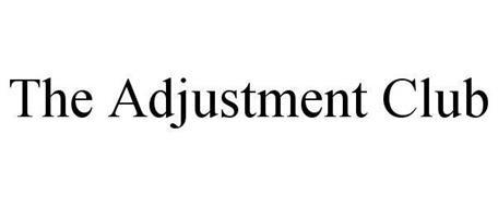 THE ADJUSTMENT CLUB