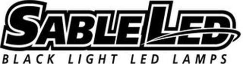 SABLELED BLACK LIGHT LED LAMPS