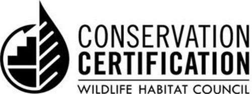 CONSERVATION CERTIFICATION WILDLIFE HABITAT COUNCIL